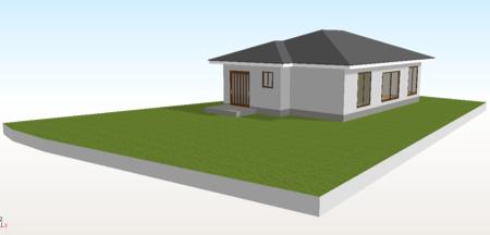 3Dマイホームデザイナーでドア・窓の配置