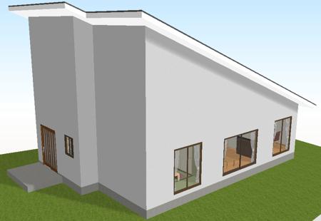 屋根の設定