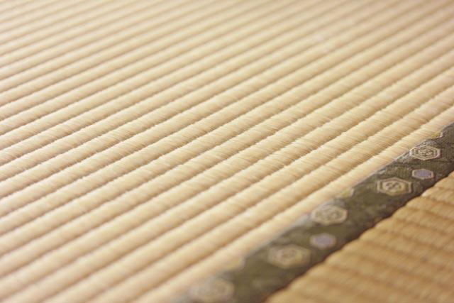 キレイな畳の画像