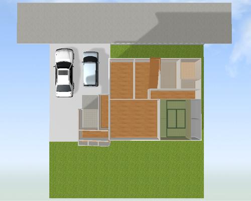 駐車場の立体化1
