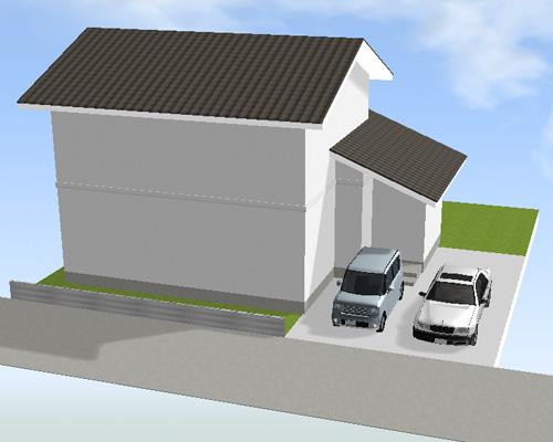 駐車場の立体化2