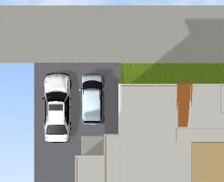 駐車場を立体化