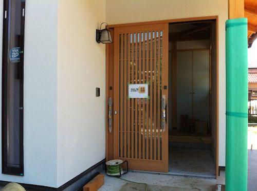 DWP37710の玄関灯設置