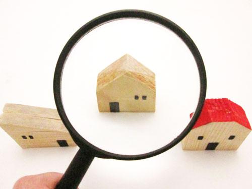 一戸建て住宅、新築と中古を比較