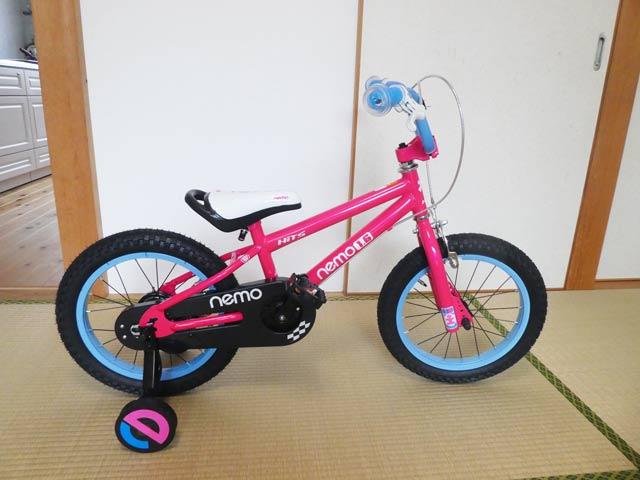 子供用自転車nemo