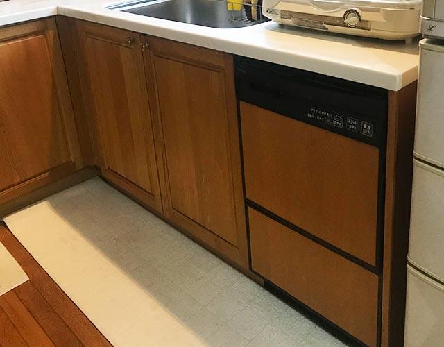予洗いや食器の並べ方にコツがあるけど食洗機は後片付けがとても楽
