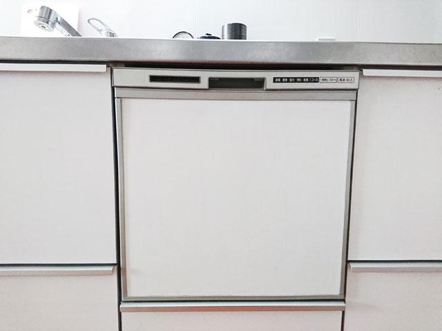 食洗機の外観