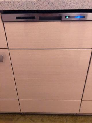 パナソニック食洗機の外観