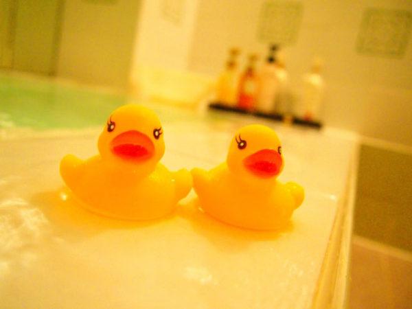 2階にお風呂の間取り