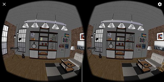 VR表示画面